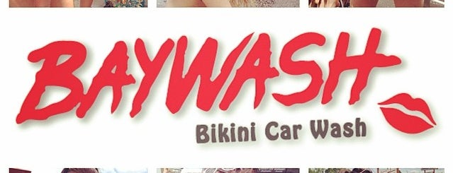 BAYWASH Bikini Car Wash is one of Posti che sono piaciuti a Алехандро.