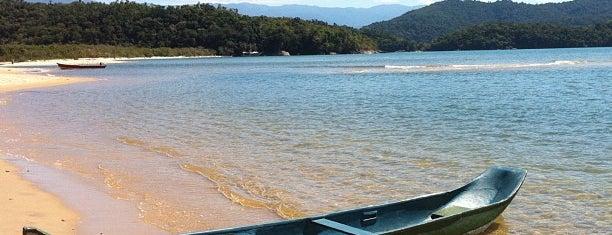 Praia de Paraty Mirim is one of Locais curtidos por Pedro.