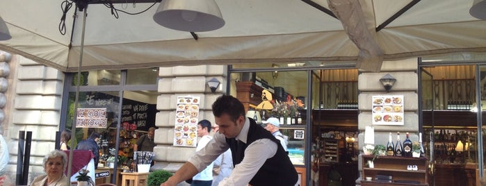 Caffe Dante is one of Lugares favoritos de Arzu.