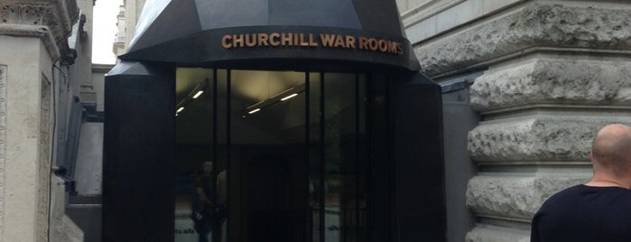 Churchill War Rooms (Churchill Museum & Cabinet War Rooms) is one of UK.