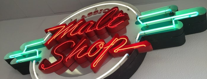 Classics Malt Shop is one of San Diego Bucket List.