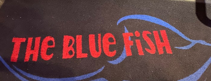 The Blue Fish at 121, Plano, Texas is one of DFW.