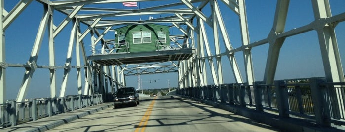 Ben Sawyer Bridge is one of Posti salvati di Rawle Murdy Assoc..