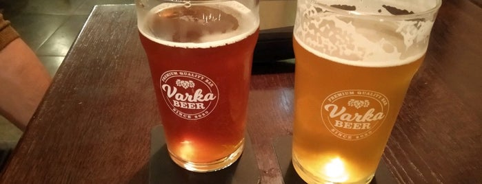 VARKA Craft Beer Bar is one of Львів.