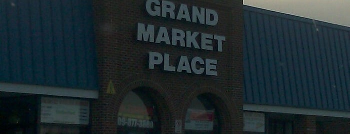 Willingboro Grand Market Place is one of New Jersey Shopping Malls.