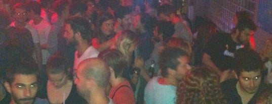 Kasette is one of Istanbul night life - clubs.
