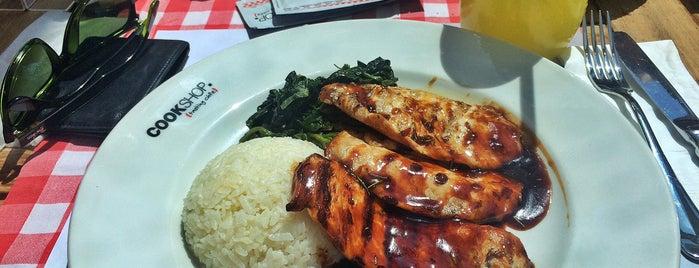 Cookshop is one of Nişantaşı'nda Öğle Yemeği Arası.