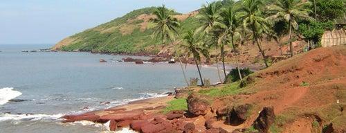 Anjuna Beach is one of Incredible India.