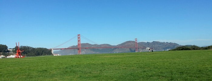 Presidio of San Francisco is one of SF.