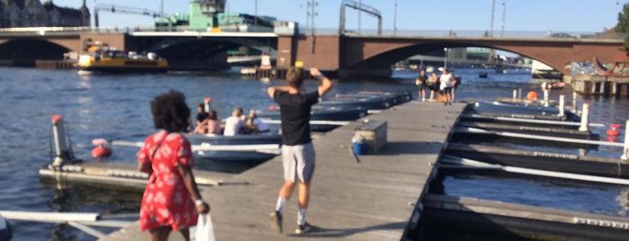 GoBoat is one of Copenhagen.