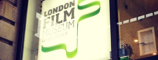 London Film Museum is one of Lieux qui ont plu à R.