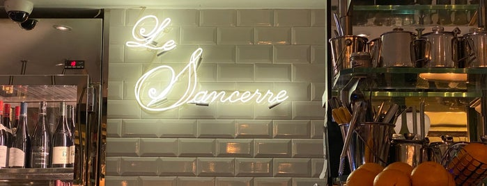 Le Sancerre is one of Paris, FR.