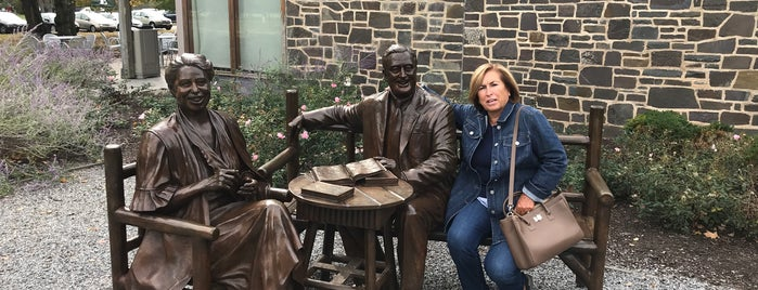 Home of Franklin D. Roosevelt National Historic Site is one of Posti che sono piaciuti a Karen.