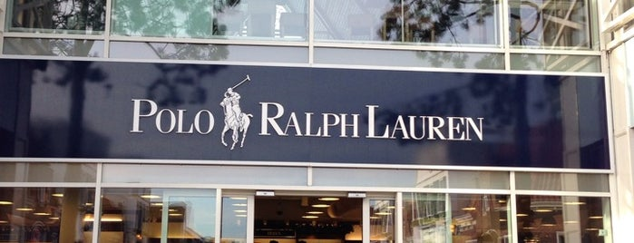 Polo Ralph Lauren is one of Orte, die Kevin gefallen.
