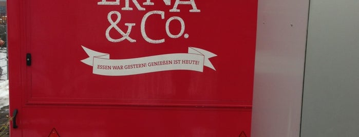 Erna & Co. is one of สถานที่ที่ Sven ถูกใจ.