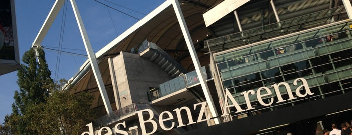 Mercedes-Benz Arena is one of International Sports~Part 1....