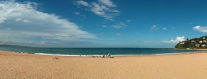 Palm Beach is one of Australia.