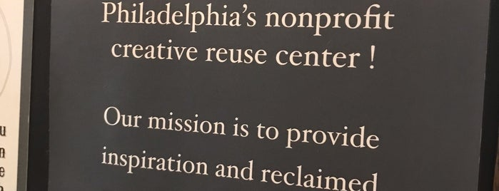 The Resource Exchange is one of Philly.
