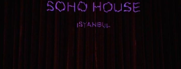 Soho House Screening Room is one of Orte, die Fusun gefallen.