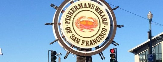 Fisherman's Wharf is one of Exploring San Francisco.