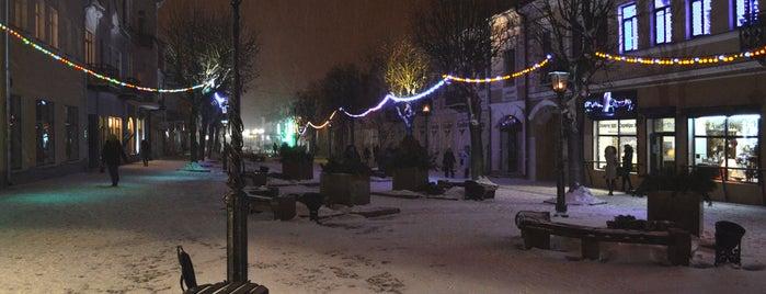 Улица Советская is one of Константин «Kest»: сохраненные места.