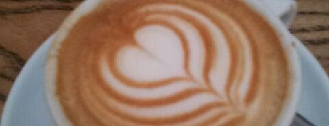 Store Street Espresso is one of London's Best Coffee Spots.