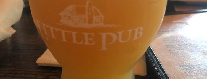 Little Pub is one of Lieux sauvegardés par Lizzie.