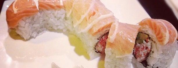 Maneki Sushi is one of The Bay.
