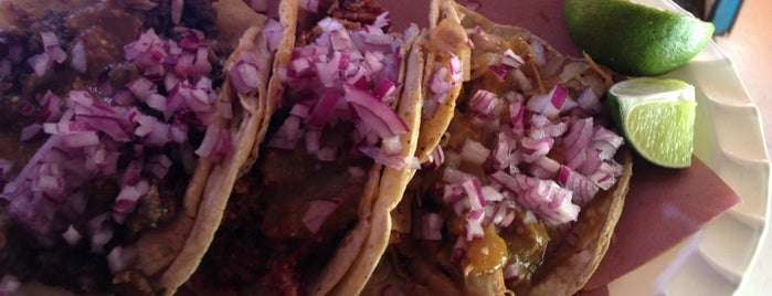 Tacos Don Ramon is one of Mis recomendaciones para comer.