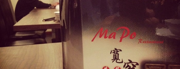 Ma Po is one of London.