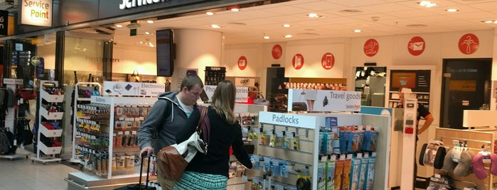 Service Point is one of Schiphol.