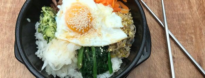 Tasty Korean Food is one of Locais curtidos por Juan.