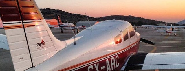 Megara General Aviation Airport (LGMG) is one of All-time favorites in Greece.