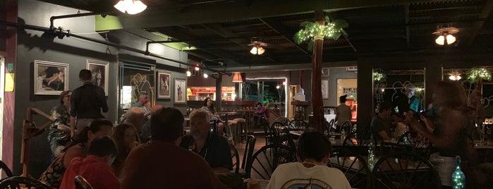 Gertrude's jazz bar is one of Hawaii.