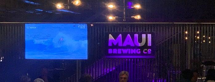 Maui Brewing Company Waikiki is one of Oahu.