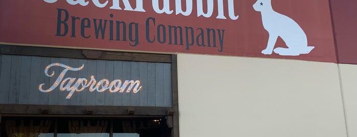 Jackrabbit Brewing Company is one of Beer Spots.
