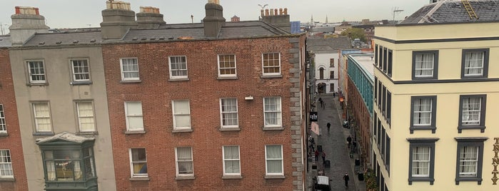 Mercantile Hotel is one of To-visit in Ireland.