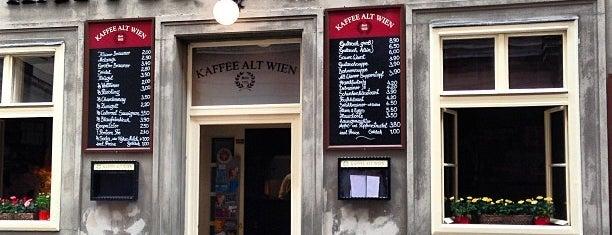 Kaffee Alt Wien is one of Vienna.