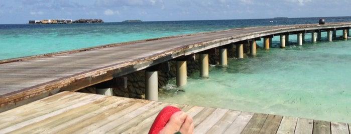 Jumeirah Dhevanafushi  Maldives is one of Maldives - The Sunny Side of Life.