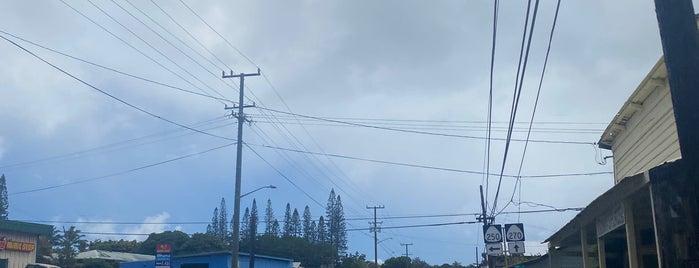 Hawi is one of Big Island.
