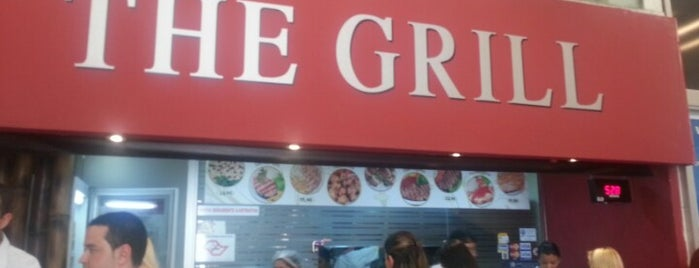 The Grill is one of Fast Food & Restaurants SP.