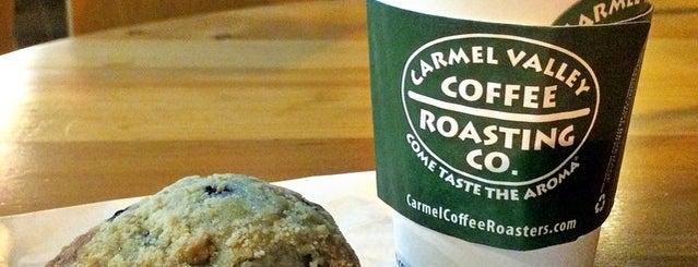 Carmel Valley Coffee Roasting Co. is one of Big Sur weekend.