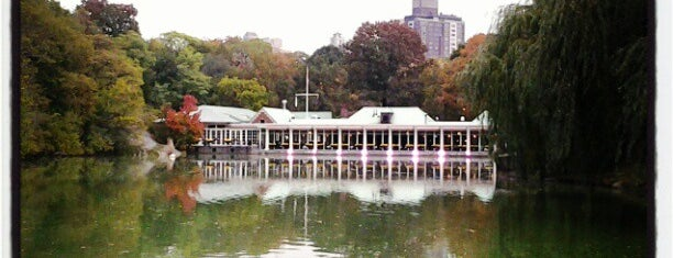 The Loeb Boathouse is one of Manhattan Favorites.