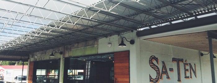Sa-Tén Coffee and Eats is one of Austin.