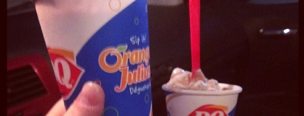 Dairy Queen is one of Greg's Saved Places.