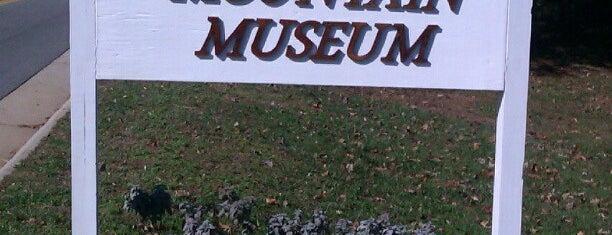 Walton's Mountain Museum is one of Virginia.