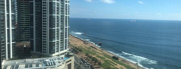 Shangri-La is one of Colombo.