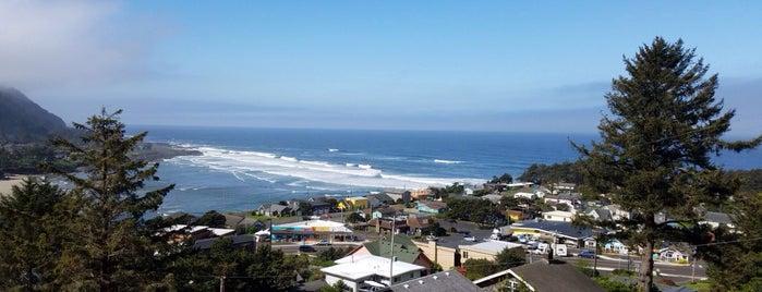 Callista's Ocean View B & B is one of PacInfo Clients.