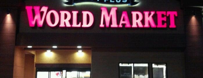 Cost Plus World Market is one of C 님이 좋아한 장소.