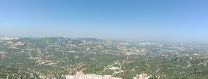 Cruz sierra de Zuheros is one of Que visitar en la provincia de cordoba.
